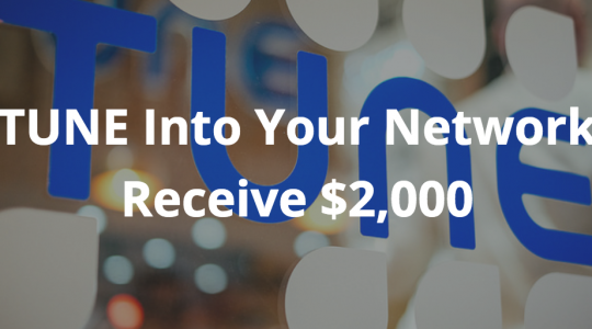 TUNE into your network. Refer an engineer & receive $2,000