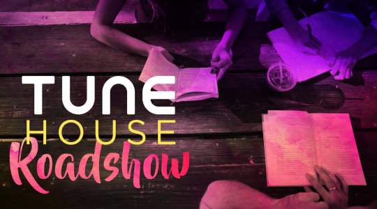 The TUNE House Roadshow: Showing Young Women Opportunities in Tech Careers
