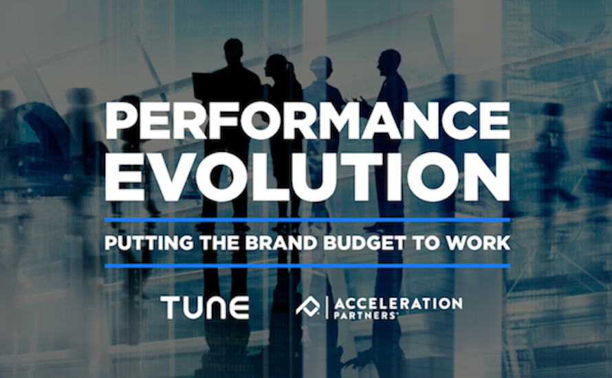 Performance Marketing Evolution: Putting the Brand Budget To Work