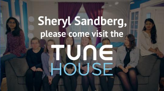 TUNE House Scholars: 2018 Dream Guest Speaker