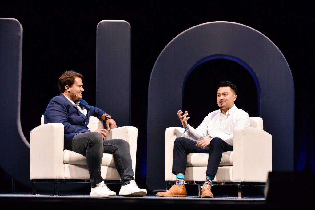 Keynote fireside chat with Steve Lok