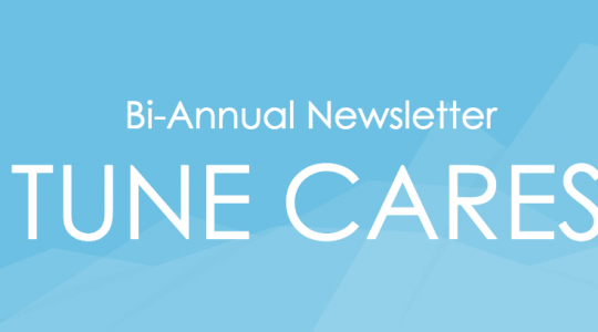 TUNE Cares 2018 Bi-Annual Newsletter