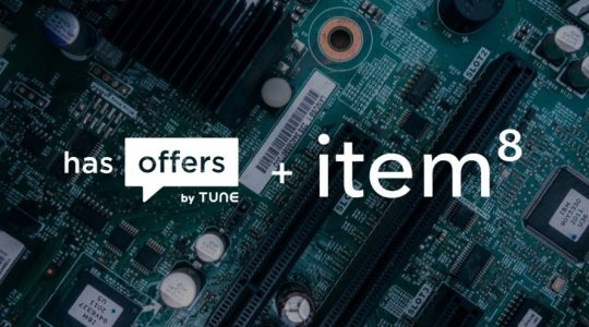 HasOffers and item8 partner to provide even more value to performance marketing businesses