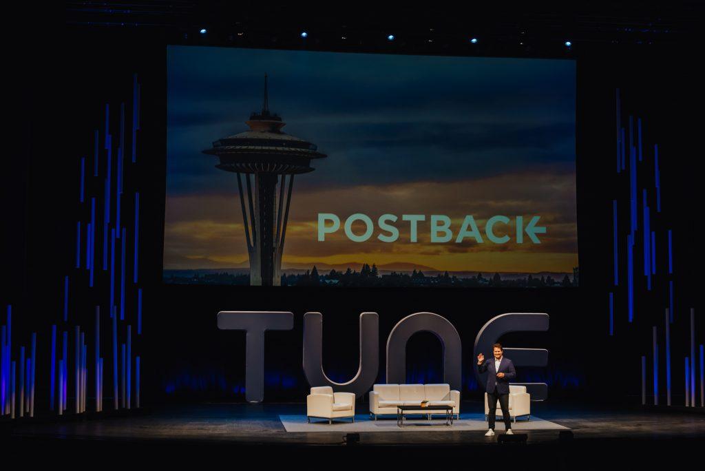 TUNE CEO keynote Postback 2018