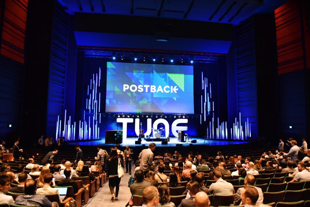 Stage at Postback 2018