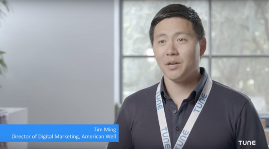 American Well video testimonial