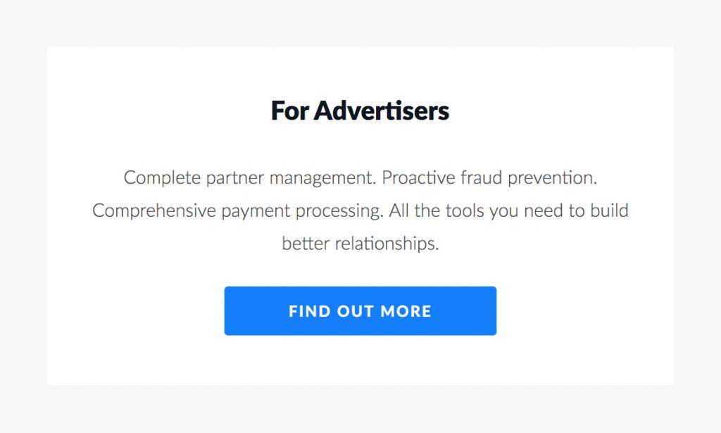 TUNE Partner Marketing Platform for Advertisers