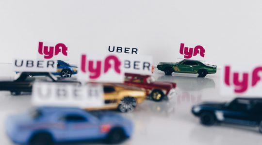 toy cars uber lyft gig economy